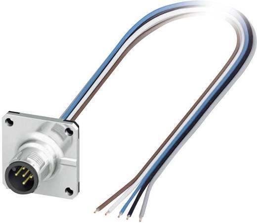 Phoenix Contact SACC-SQ-M12MS-5CON-25F/0,5 M12 sensor-/actor inbouwstekker Aantal polen: 5 Inhoud: 1 stuks