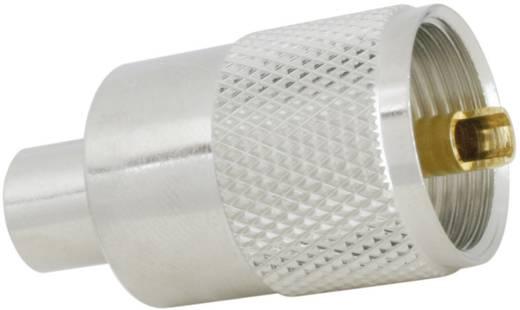 SSB Aircell 7 UHF-connector Stekker, recht 50 Ω 1 stuks