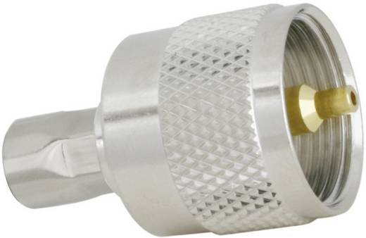 SSB Aircell 5 UHF-connector Stekker, recht 50 Ω 1 stuks