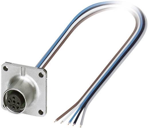 Phoenix Contact SACC-SQ-M12FS-5CON-25F/0,5 M12 sensor-/actor inbouwstekker Aantal polen: 5 Inhoud: 1 stuks