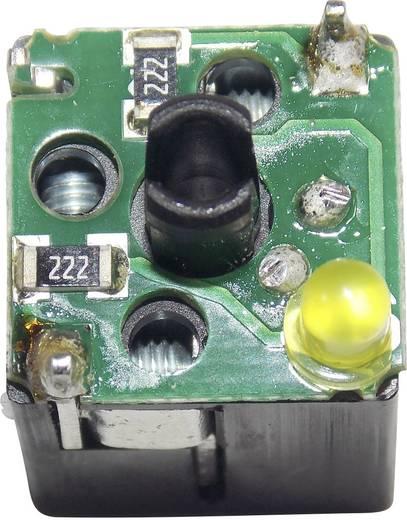 Murr Elektronik SVS Eco Klepconnector SVS Eco LED Zwart, Transparant Aantal polen:3 Inhoud: 1 stuks