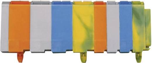 Aderklem 6 mm Veerklem Toewijzing: N Blauw WAGO 264-324 1 stuks