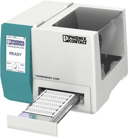 Phoenix Contact 5146464 THERMOMARK CARD, thermische transferprinter voor kaartmateriaal 1 stuks