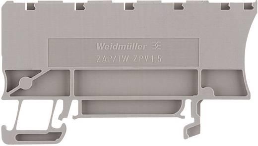 Weidmüller ZAP/TW ZIA1.5/4L Afsluitplaat Beige 1 stuks