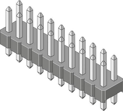 Male header (standaard) Aantal rijen: 2 Aantal polen per rij: 4 MPE Garry 150-3-008-0-S-XS0-0835 1000 stuks