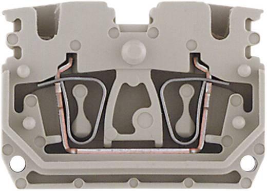 Weidmüller ZDUB 2.5-2/4AN/DM GE Mini - Serieklmmen ZDUB Groen-geel 1 stuks