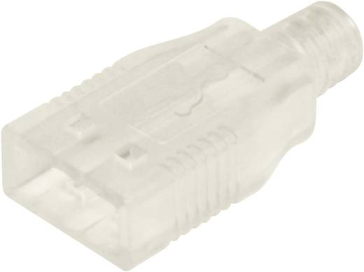 BKL Electronic 10120100 KAP VOOR USB-STEKKER TYPE A Type A (A-USBPA-HOOD-N) kap Knikbeschermingsmof 1 stuks