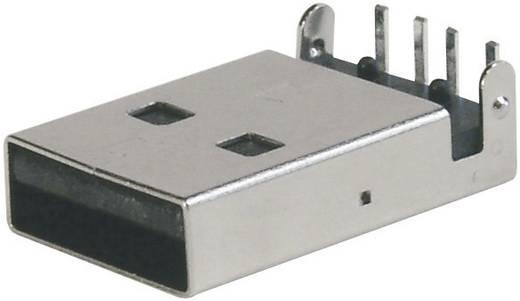 ASSMANN WSW A-USB A-LP USB-bus 2.0 ultravlak USB A (DIP) Stekker, inbouw 1 stuks