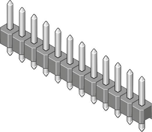 Male header (standaard) Aantal rijen: 1 Aantal polen per rij: 36 MPE Garry 087-1-036-0-S-XS0-1260 200 stuks