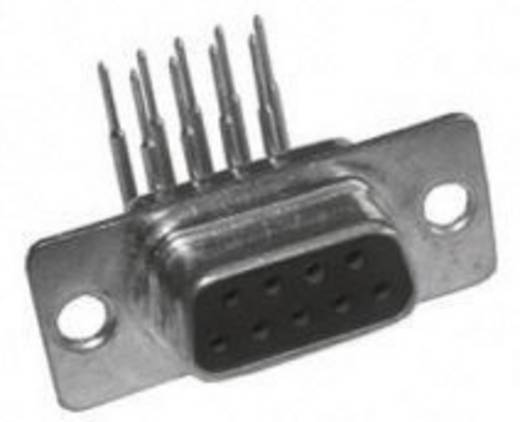 MH Connectors MHDD09-F-T-B-S-RBM D-SUB bus connector 90 ° Aantal polen: 9 Solderen 1 stuks