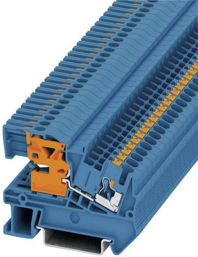 Phoenix Contact PITN 2,5 Push-in N-scheidingsklem PTN Blauw Inhoud: 1 stuks
