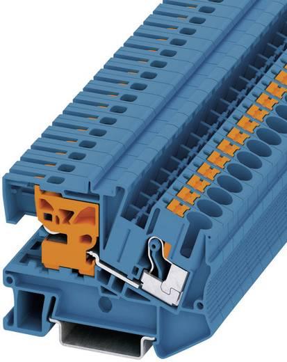 Phoenix Contact PITN 6 Push-in N-scheidingsklem PTN Blauw Inhoud: 1 stuks