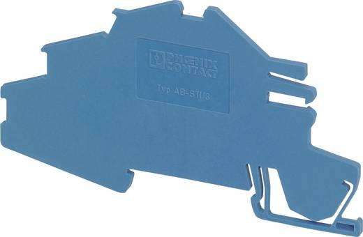 Phoenix Contact AB-PTI 6 Accessoires voor klemmen PTI Geschikt voor: PTI 6, PTN 6 1 stuks
