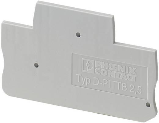 Phoenix Contact D-DTI 2,5/3B Accessoire klemmen PITI Geschikt voor: PITI 2,5 1 stuks