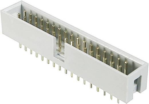ASSMANN WSW AWHW 34G-0202-T Pinconnector Totaal aantal polen 34 Aantal rijen 2 1 stuks