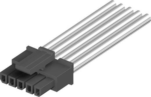 MPE Garry 433-1-005-X-KS0 Busbehuizing-kabel BLC Totaal aantal polen 5 Rastermaat: 3 mm 1000 stuks