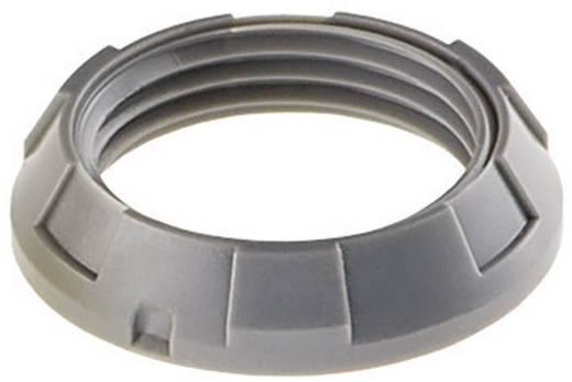 Accessoire voor ronde Medi-Snap aansluitstekker Frontmoer voor inbouwconnector KM1 311 002 934 007 ODU 1 stuks
