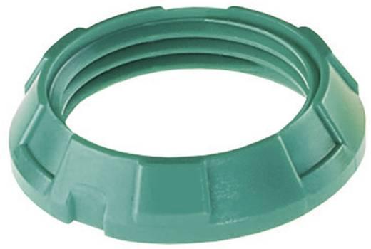 Accessoire voor ronde Medi-Snap aansluitstekker Frontmoer voor inbouwconnector ODU KM1 311 002 934 005