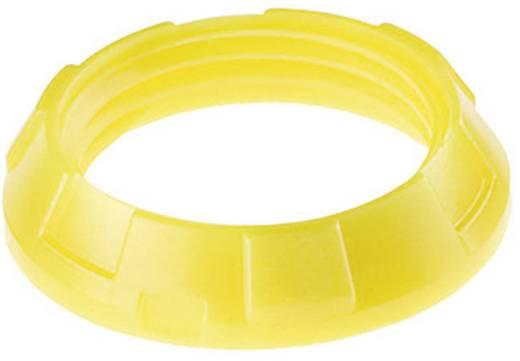 Accessoire voor ronde Medi-Snap aansluitstekker Frontmoer voor inbouwconnector KM1 311 002 934 004 ODU 1 stuks