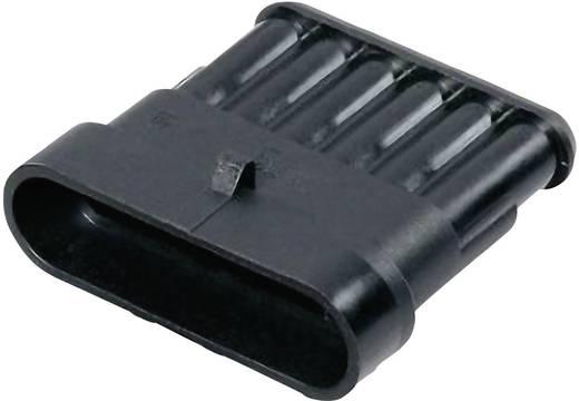 TE Connectivity 282108-1 Penbehuizing-kabel AMP-Superseal 1.5mm Series Totaal aantal polen 6 Rastermaat: 6 mm 1 stuks