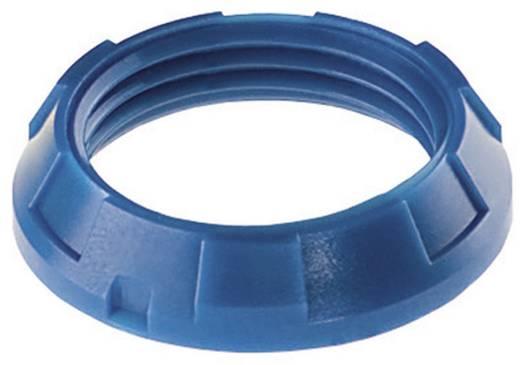 Accessoire voor ronde Medi-Snap aansluitstekker Frontmoer voor inbouwconnector ODU KM1 311 002 934 006