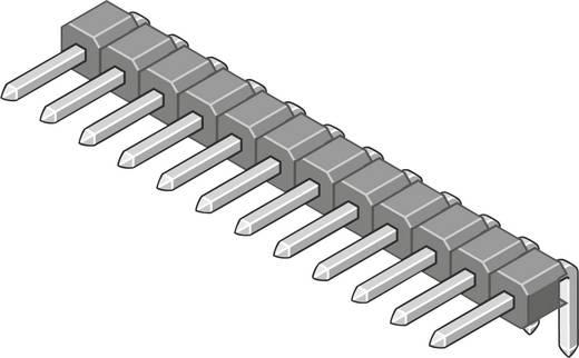 Male header (standaard) Aantal rijen: 1 Aantal polen per rij: 9 MPE Garry 088-1-009-0-S-XS0-1080 800 stuks