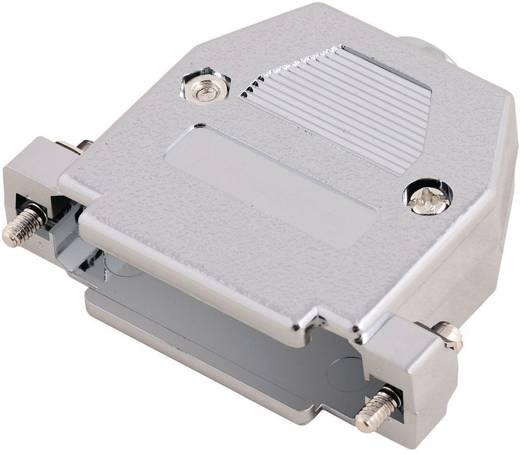 MH Connectors 2360-0105-03 D-SUB behuizing Aantal polen: 25 Kunststof, gemetalliseerd 180 ° Zilver 1 stuks