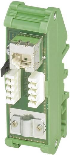 RJ45-mini-patchpaneel - cat. 5e (star/flexibel) 0.128 - 0.325 mm² FL-PP-RJ45-LSA Phoenix Contact Inhoud: 1 stuks