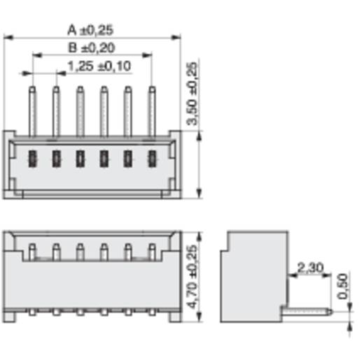 Male header (standaard) MPE Garry 426-2-014-0-T-KS0