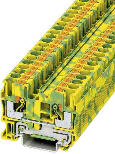 Phoenix Contact PT 6-PE Push-in-aardklem PT-PE Groen-geel Inhoud: 1 stuks