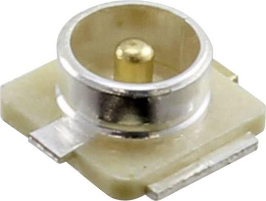 Hirose Electronic U.FL-R-SMT ( 01 ) U.FL connector Stekker, inbouw horizontaal 50 Ω 1 stuks