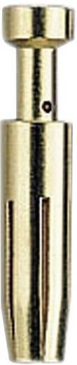 Krimpcontacten voor HAN-serie 0,14 - 4 mm2 Han® E Harting Inhoud: 1 stuks