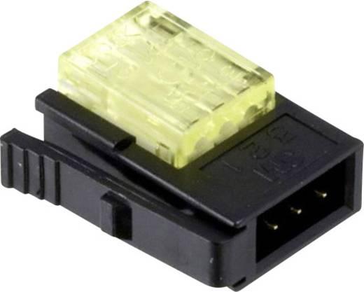 3M Zwakstroomverbinder Flexibel: 0.14-0.25 mm² Massief: 0.14-0.25 mm² Aantal polen: 3 1 stuks Geel