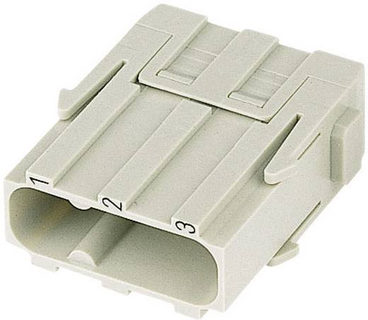Stekker inzetstuk Han C-Modul 09 14 003 3002 Harting 3 + PE Schroeven 1 stuks