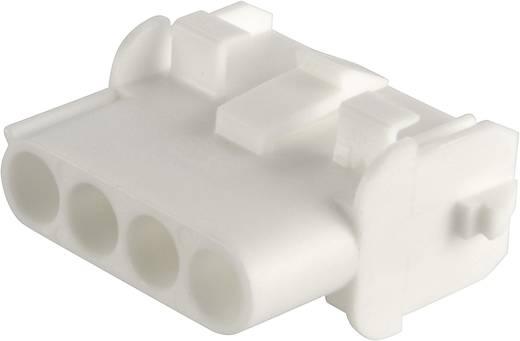 TE Connectivity 350780-1 Busbehuizing-kabel Universal-MATE-N-LOK Totaal aantal polen 4 Rastermaat: 6.35 mm 1 stuks