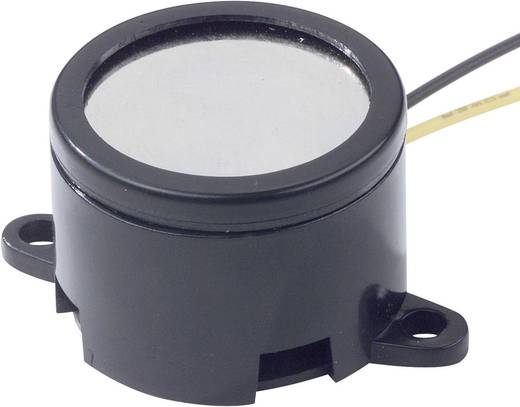 Miniatuur-zoemer AL-28SP serie (continu toon) Geluidsontwikkeling: 85 dB 9 - 15 V= 2800 Hz ± 300 Inhoud: 1 stuks
