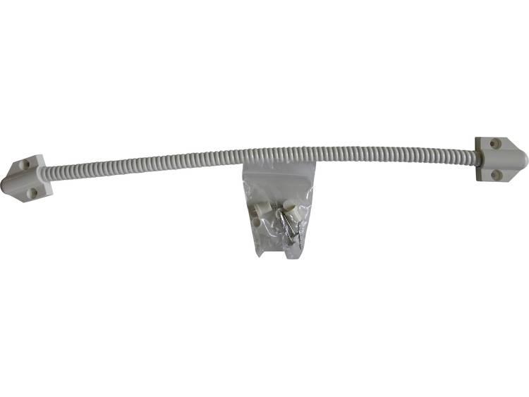 Sitec Kabelbescherming Maat 6 mm PVC Wit