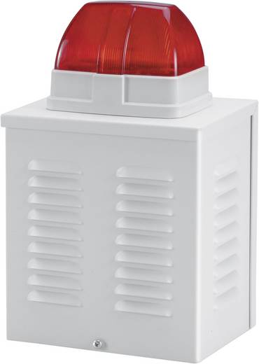 Lege behuizing voor alarmsirene of flitslicht Binnen, Bui