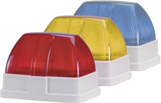 ABUS SG1670 flitslamp Rood Flitsfrequentie 70 flitsen/min