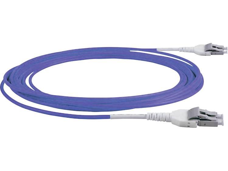 Kabel EFB Elektronik Glasvezel [1x LC-stekker - 1x LC-stekker] 9/125µ 1 m