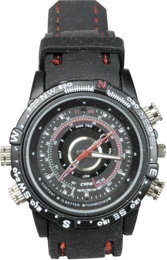 BS Gecamoufleerde bewakingscamera in horloge 4 GB 640 x 480 pix 3,7 mm