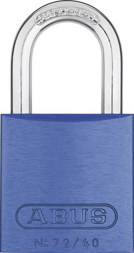 ABUS Aluminium hangslot 72/40 blauw ABVS46772
