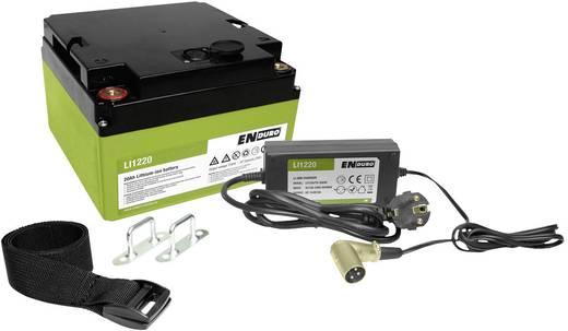 enduro Onderhoudsaccu Lithium Power 12V 20Ah LI1220