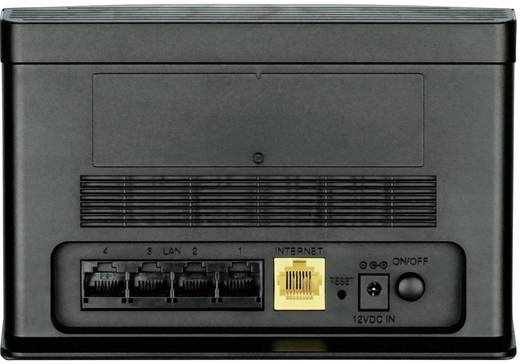 WiFi router D-Link GO-RT-N300 2.4 GHz 300 Mbit/s