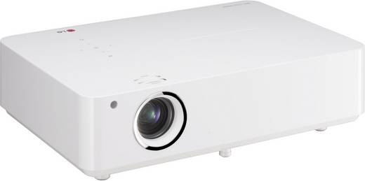 LG Electronics LCD Beamer BG630 Helderheid: 3200 lm 1024 x 768 XGA 5000 : 1 Wit