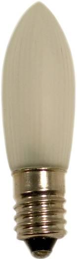 Konstsmide reservelamp kerstmis 14 V E10 0.1 W Warm-wit