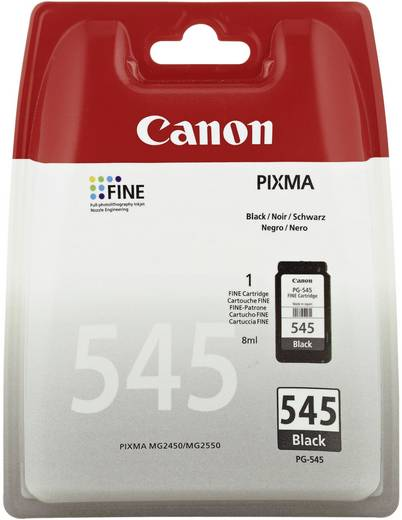 Canon Inkt PG-545 Origineel Zwart 8287B001
