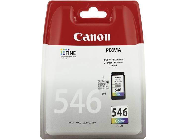 Canon Inkt CL-546 Origineel Cyaan, Magenta, Geel 8289B001