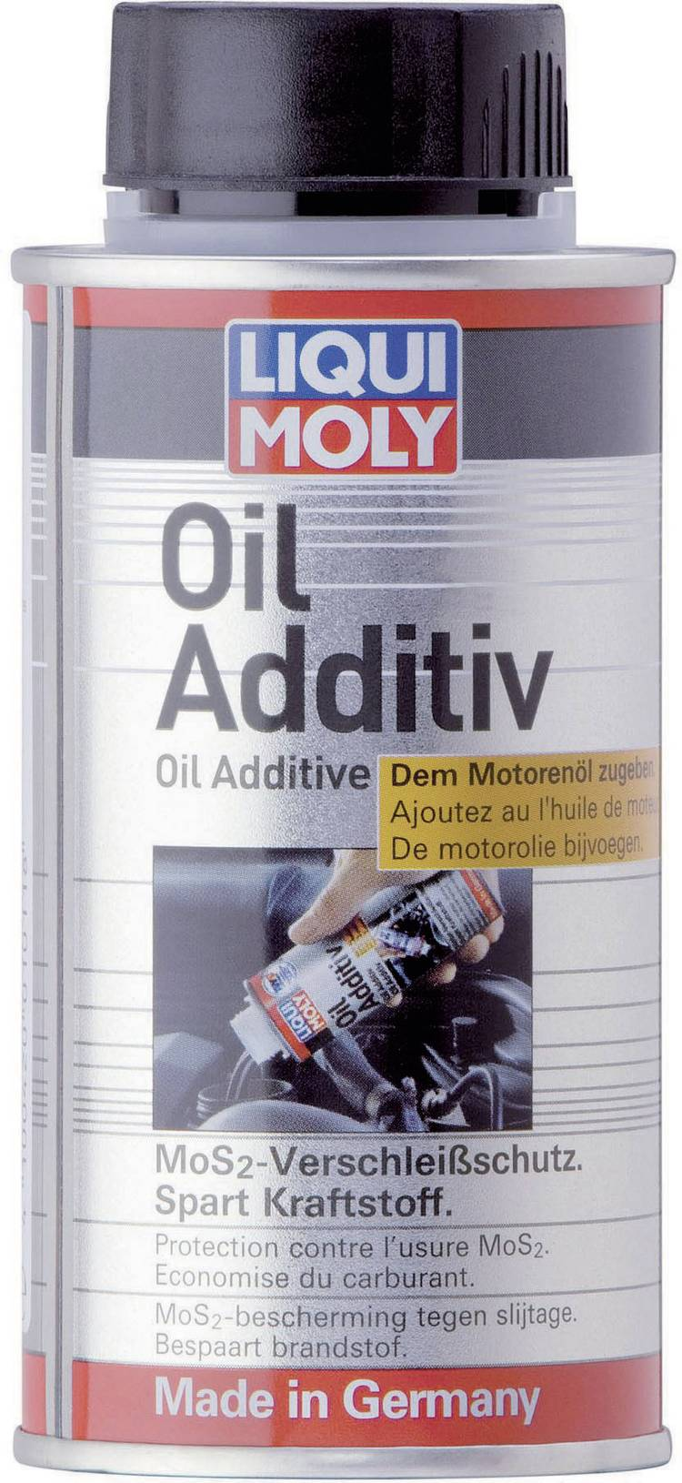Liqui Moly 1011 olie-additief 125 ml