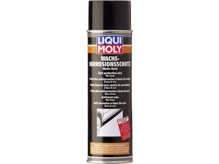 Anticorrosion wax bruin transparant 500 ml Liqui Moly 6103